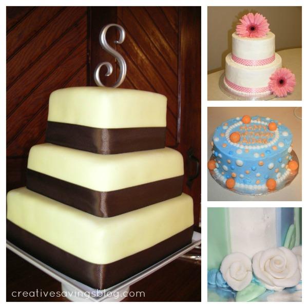 Michaels New Cake Decorating Line