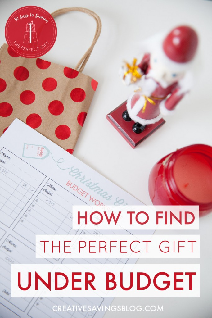 I had NO idea the key to not overspending on Christmas gifts was to shop with a solid plan. Who ever heard of PLANNING Christmas shopping? I'm so used to last-minute shopping, but these 6 tips are keeping me *under* budget this year! It's unbelievable! My husband is so happy about how the budget looks now! The FREE printable Christmas Gift Budget Sheet is keeping us on track this holiday season! #holidayspending #christmasbudget #giftideas #christmasgifts #frugalgiftguide