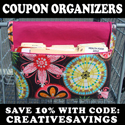 GlowGirl: Coupon Organizers and More