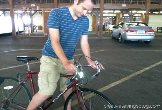 Flea Market Bike
