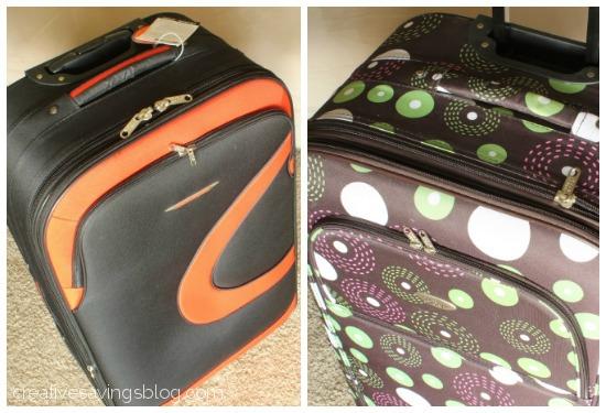 Flea Market Luggage