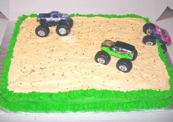 monstertruckcake
