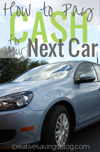 Its totally possible to avoid a car loan. This is the number one trick to pay cash for your car!