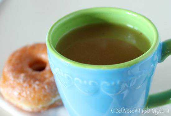 Make Your Own Spiced Cider | Creative Savings