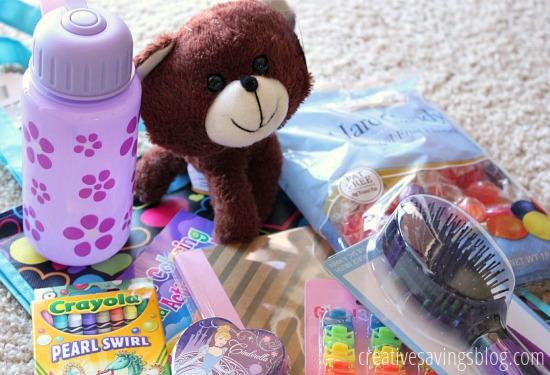 Operation Christmas Child: Girl, Age 5-9 | Creative Savings
