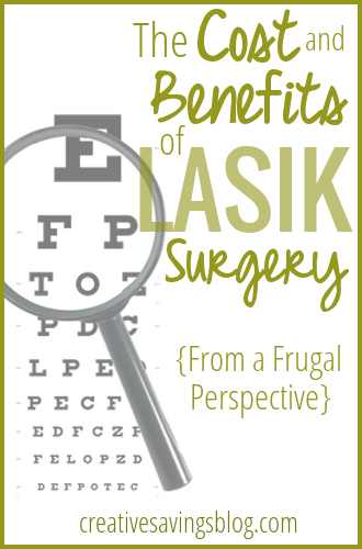 If you have bad eyesight, you need to read this post about the cost and benefits of LASIK surgery. It could change your whole perspective!