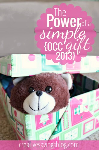 For less than $20, you can send a shoebox full of love {and goodies!} to a needy child halfway around the world.