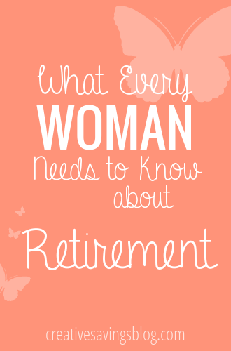Retirement needs to be on your radar, especially as a woman! This convicting post shares the essentials of why we need to prepare for it.