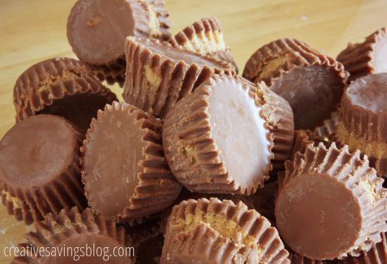 Peanut Butter Cookie Cups   Creative Savings