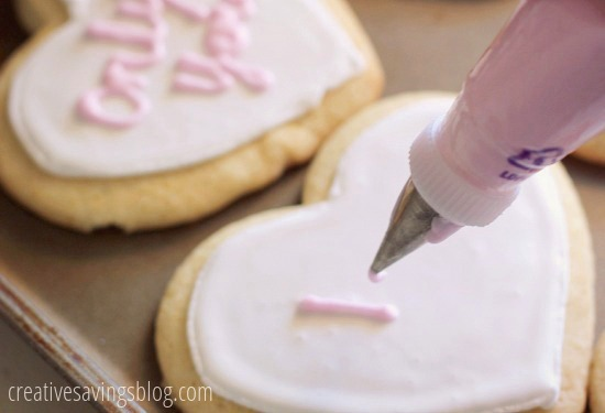 Sugar Cookies with Royal Icing | Creative Savings