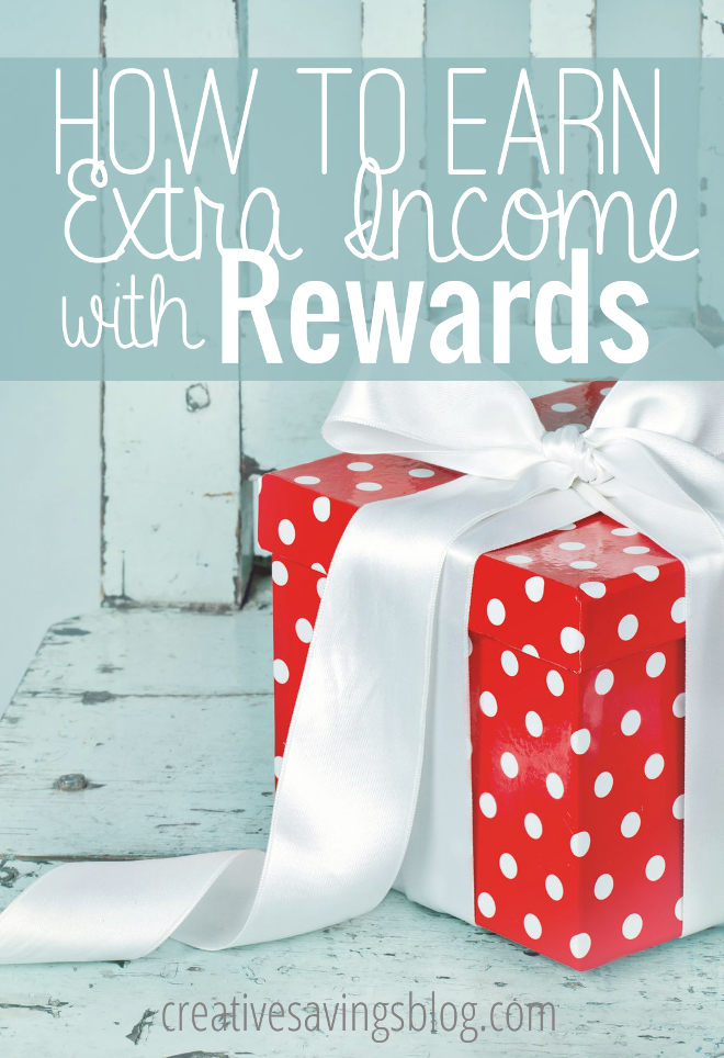 Have you ever wondered how to earn extra income with rewards? These 4 steps are a must to get started!