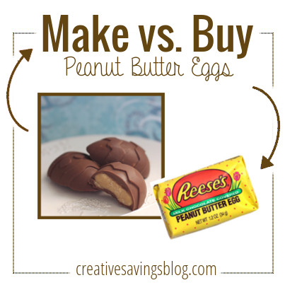 How thrifty are those peanut butter eggs? See which one is cheaper...