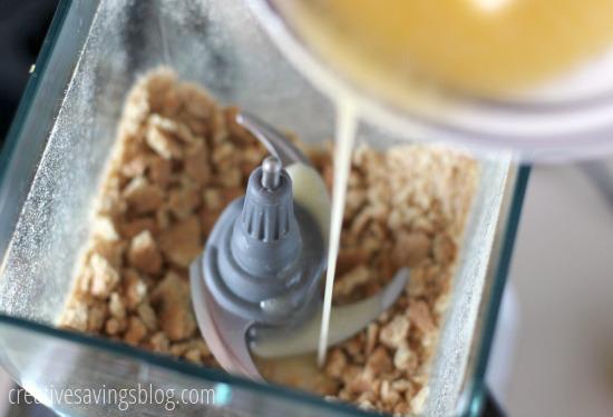 Lemon Blueberry Cheesecake Bars | Creative Savings
