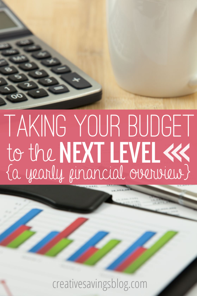 Take your budget to the next level with this fantastic budgeting tool. Gives you a great overview of each month and year!