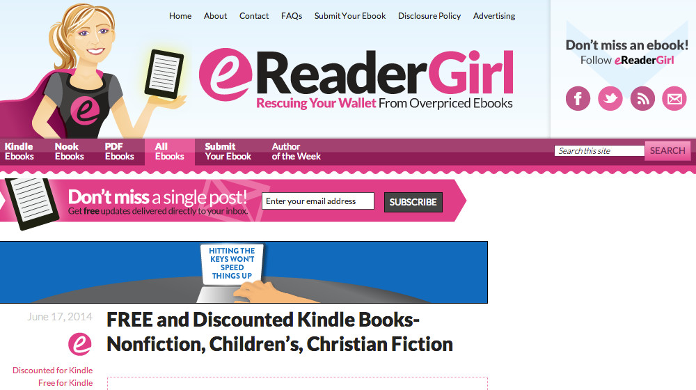 Where to Find Thousands of Free Books | Creative Savings