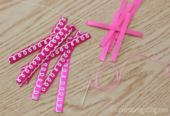 DIY Flower Hair Bows | Creative Savings