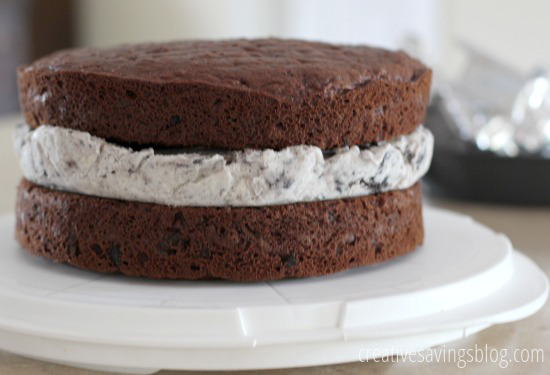 Oreo Ice Cream Cake | Creative Savings