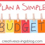 Plan a Simple Budget: My Money System Explained