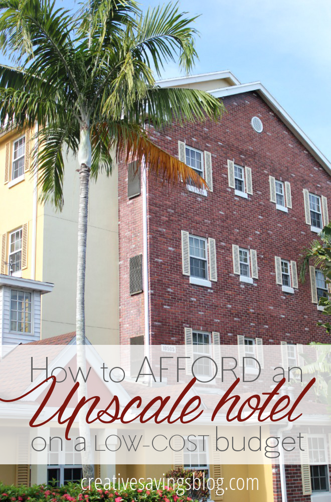 Say goodbye to nasty motels! Here's how to afford fancy lodging on even the smallest of budgets.