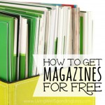 How to Get Magazines for Free