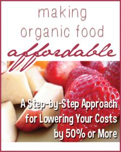 Making Organic Food Affordable