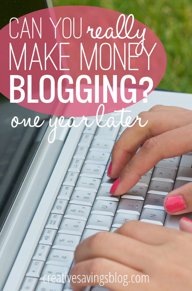 blog make money blogging
