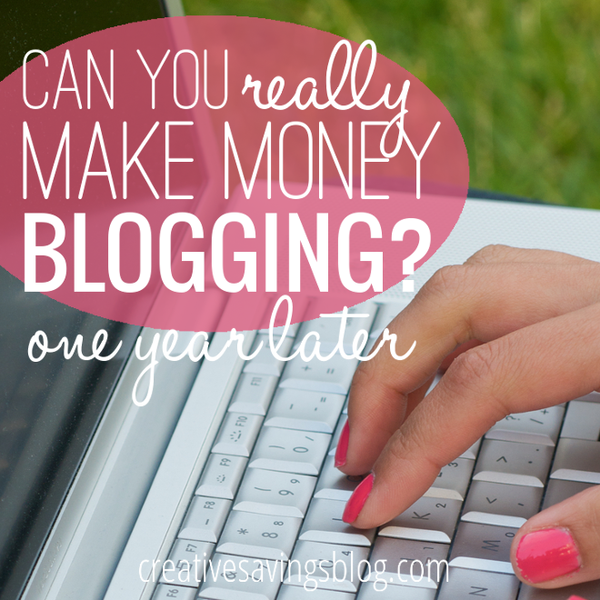 Are you discouraged that your blog isn't making much money? One blogger shares how she more than tripled her income over the past year.