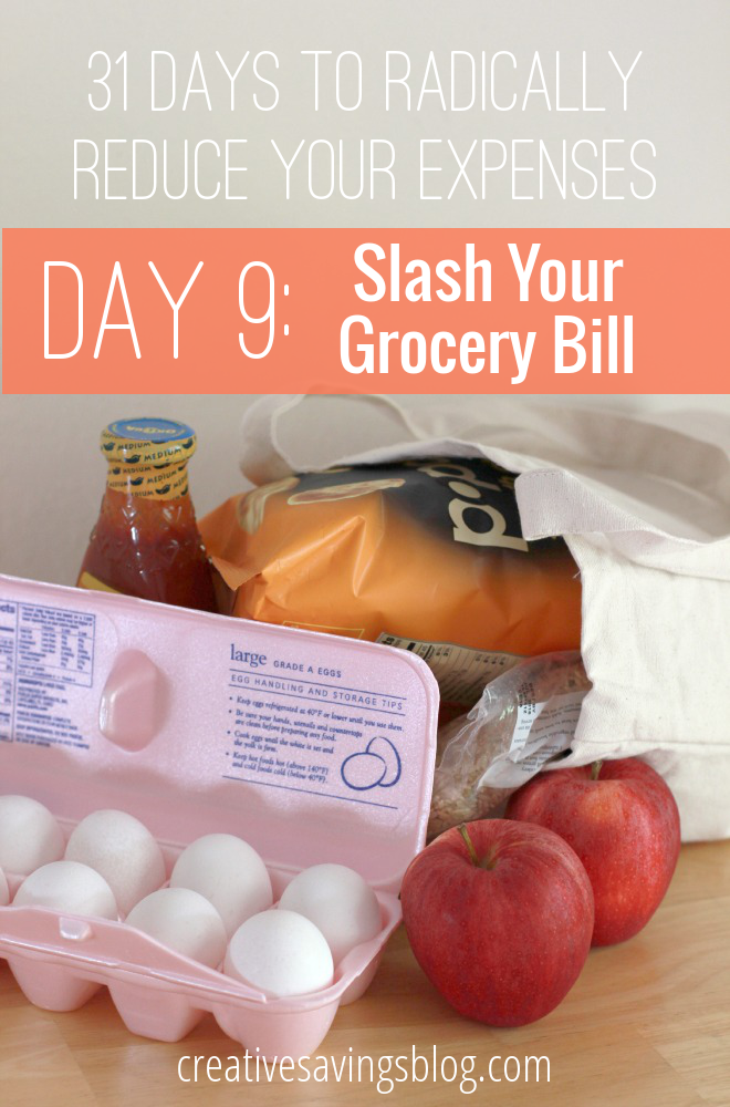 Next time you're struggling with a sky-high grocery bill, try one of these 6 methods to see immediate savings!