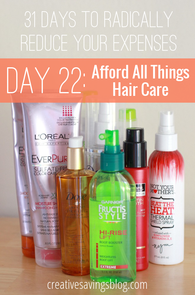 Give yourself a top-notch quality and style experience with these 6 budget beauty basics, and finally save some money on hair care!