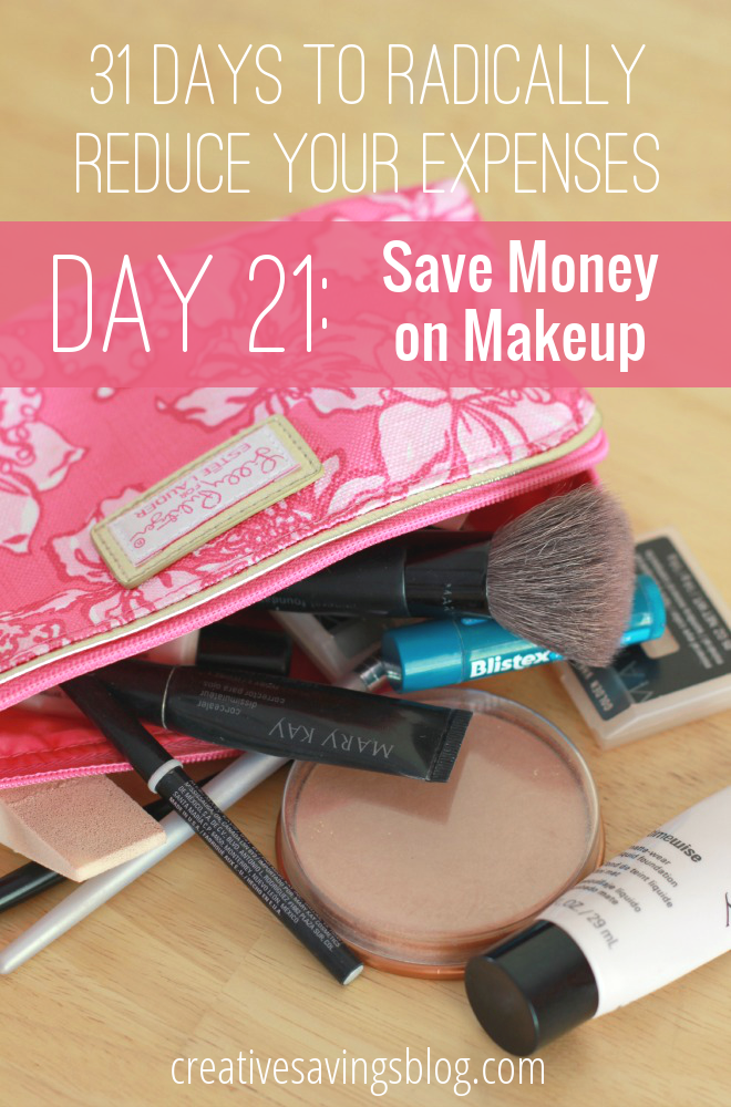 6 Genius Ways to Save Money on Makeup