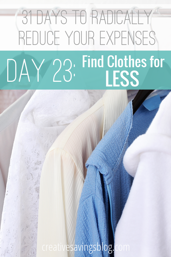 Don't have the money to splurge on a whole new wardrobe? Here are 6 awesome ways to find clothes for less!
