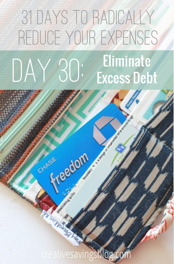 Buried under thousands of dollars worth of debt? Here are 5 easy ways to eliminate debt fast. #5 gives you the greatest potential to succeed!