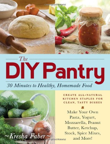 Learn how to make pantry staples from scratch and get rid of processed foods for good!