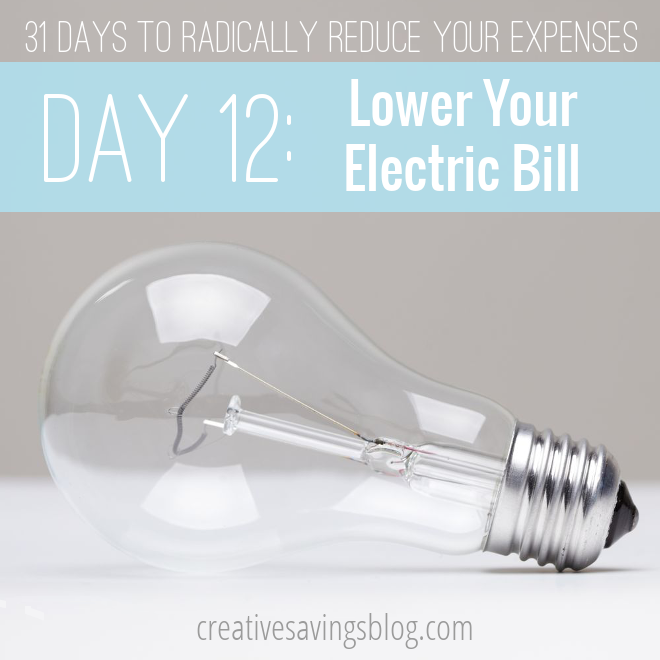 6 Energy Saving Strategies to Lower Your Electric Bill