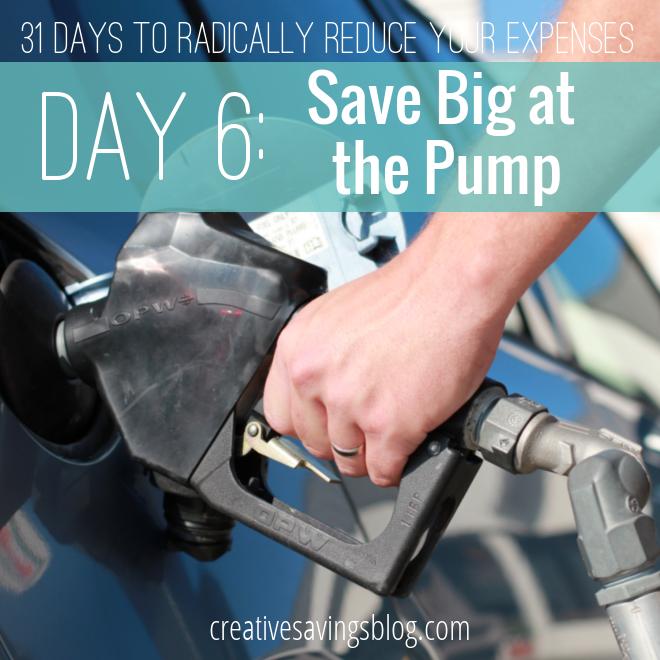 Day 6: Save Big at the Pump
