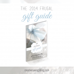 The 2014 Frugal Gift Guide