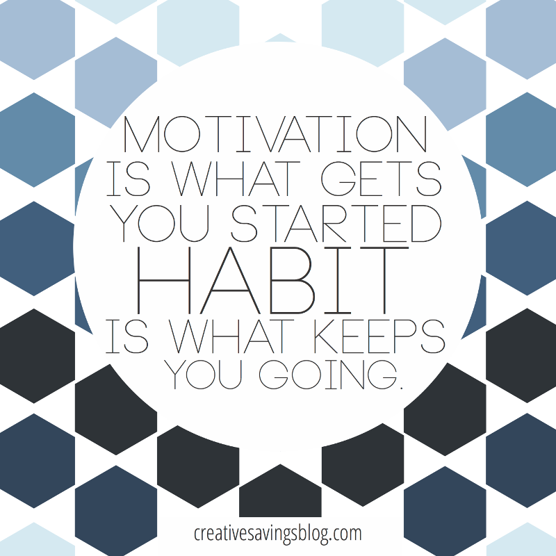 Have a tendency to set goals that are too hard, too complicated, and too overwhelming? Mini Habits {not goals} are the key to longterm success!