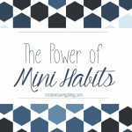 The Power of Mini Habits