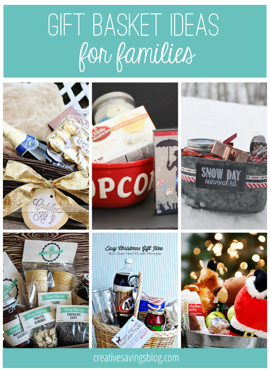 Diy Gift Basket Ideas For Everyone On Your List