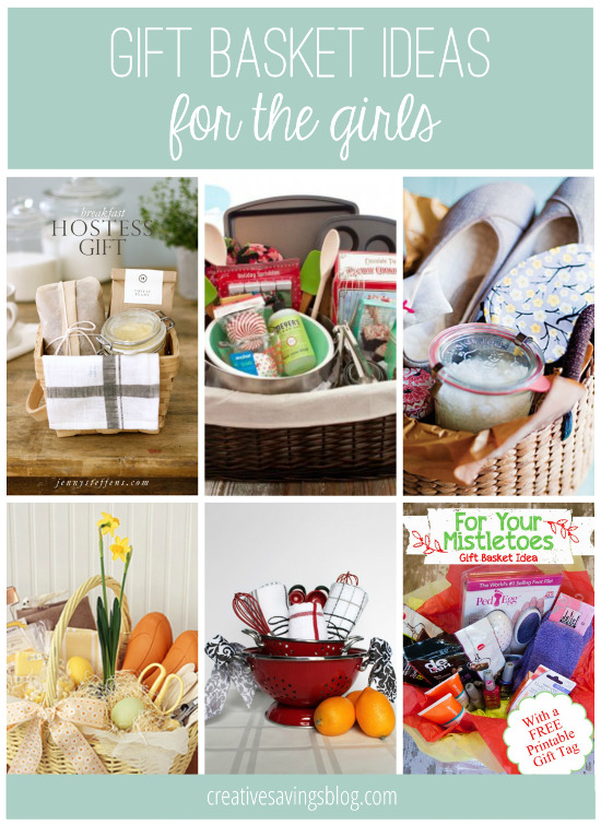 Handmade Gift Basket Ideas : Image gallery homemade gift basket ideas