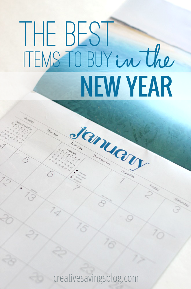 When you know exactly what to buy in January, you experience some of the best prices found all year. Here's how to save on Christmas supplies, winter clothing, and more!