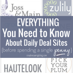 With more daily deal sites popping up every day, it's hard to know which ones to buy from, and what to ignore. Here's everything you need to know about shopping daily deal sites, and whether or not they're truly worth the hype!