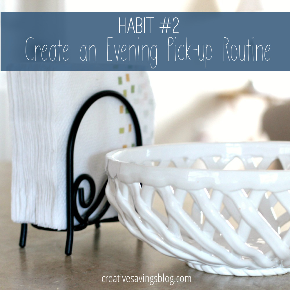 Give your home a quick facelift before bed with this 15-minute daily decluttering routine. This one simple habit will significantly improve your mood, and make you much more productive each morning!