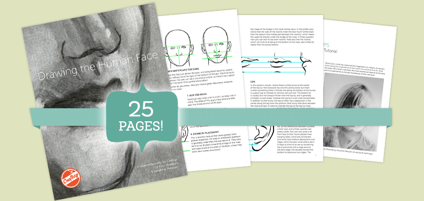 Drawing the Human Face eGuide Download