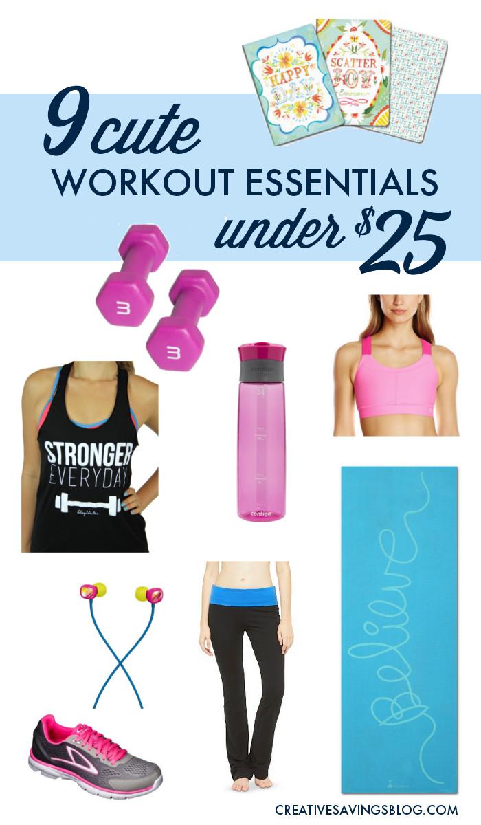 131570cb377d8b 9 Cute Workout Essentials Under $25
