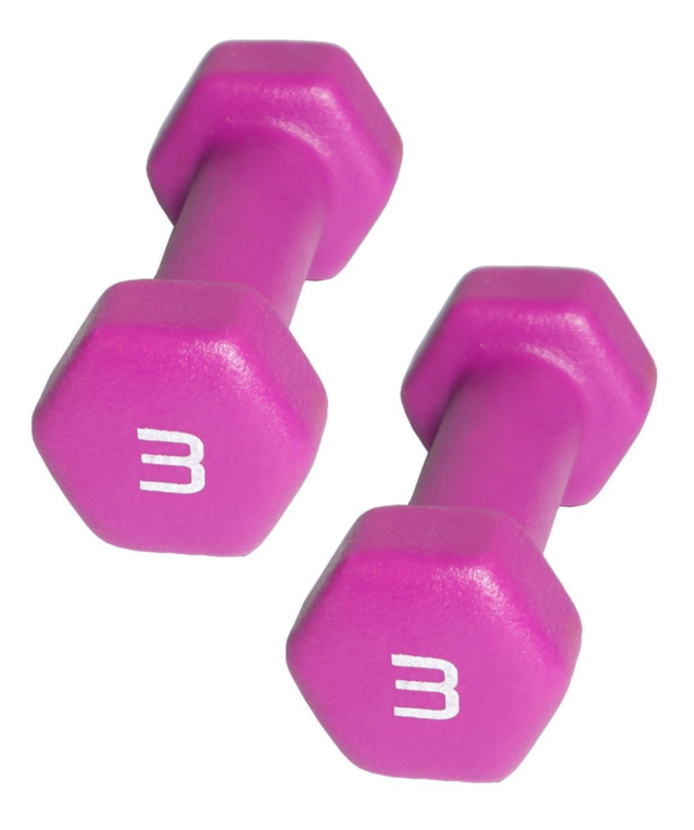Dumbbells | Cute Workout Essentials | Creative Savings
