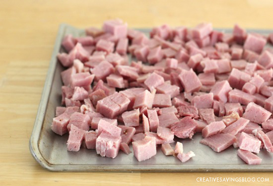 How to Freeze Leftover Ham | Creative Savings