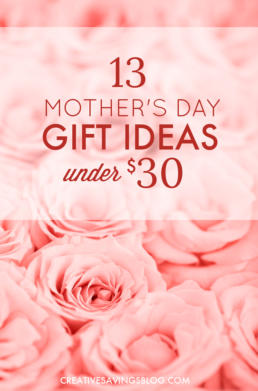 Gifts Ideas For Mothers Day: 13 Mothers Day Gift Ideas Under $30