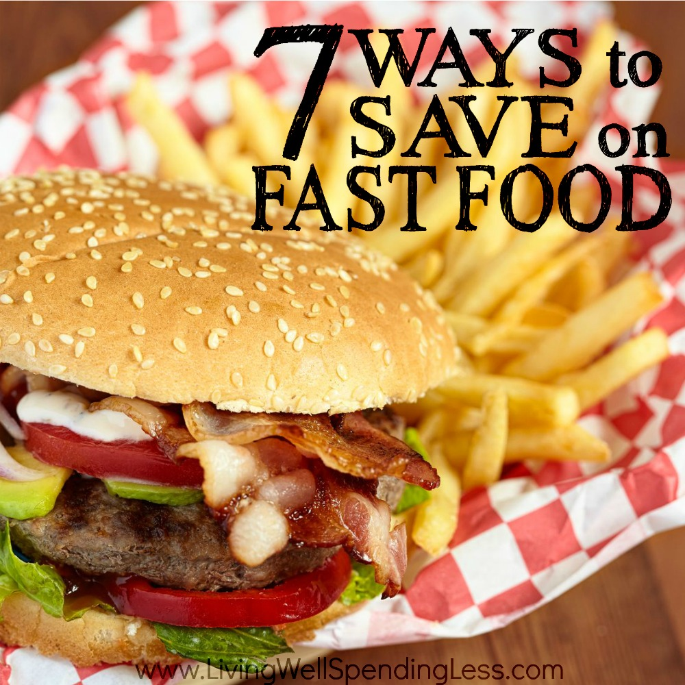Have a busy day and can't even begin to think about dinner? You can still grab take-out without blowing your entire budget! It pays to be smart, and these 7 tips are essential to making the most of your meal. They'll also save you a few bucks a long the way!
