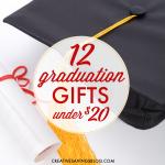 12 Graduation Gifts Under $20